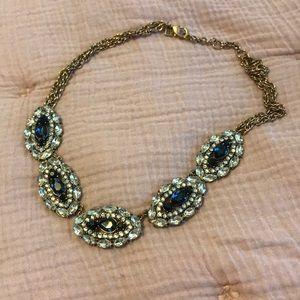 Banana Republic Midnight Blue Necklace